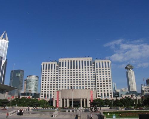上海市政府大楼