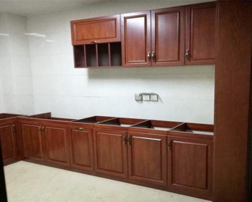 潍坊香缇水岸整体厨房