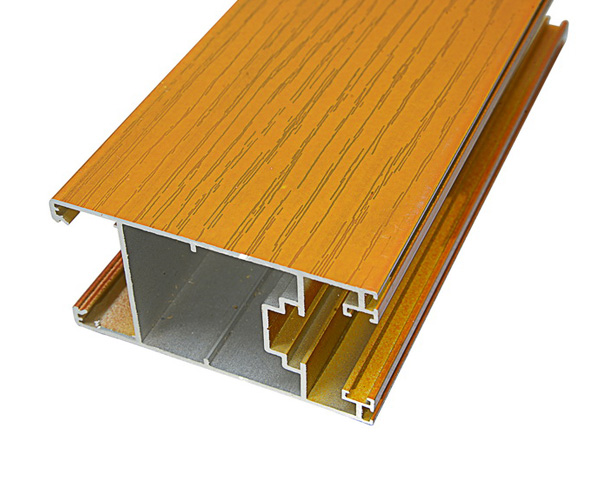 4D氟碳立体木纹